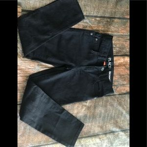 Boy's Children's Place Black Skinny Jeans. Sz 7